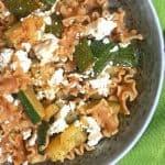feta and lemon zucchini pasta sauce recipe 3